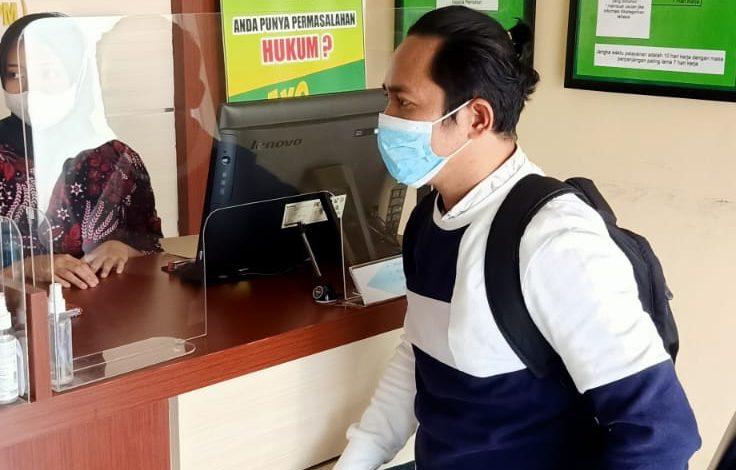 KOMPAK Laporkan Dugaan Korupsi Dinkes Tulang Bawang Tengah