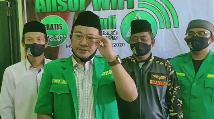 Ansor Lampung Dukung dan Siap Jadi Tuan Rumah Muktamar NU 2021